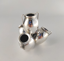 Silver toothpick holder in collection