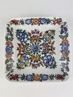 Walbrzych porcelain wall plate 1.