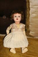 Antique celluloid schutz marke doll / 48 / numbered