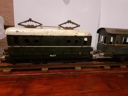 Máv, for locomotive + rail
