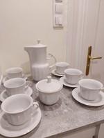 Raven house art deco tea set.