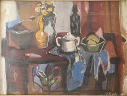 Eva Gera: still life