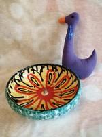 21181A4 bere istván craftsman ceramic ikebana