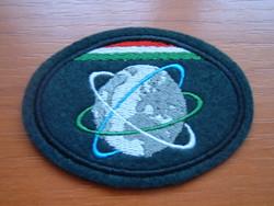Mh beret cap badge sewing military logistics # + zs