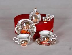Mucha tea set 17361