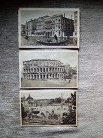 Régi képeslapok Olaszországból