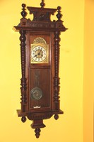 I priced an old German antique wall clock 140 cm!