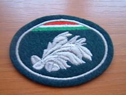 Mh beret cap badge sewing military volunteer area # + zs