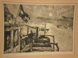 Dóra Maurer (1937-) - towing