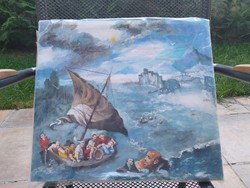 Painting by Mónika Hafner for sale
