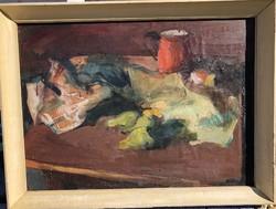 Béla Szabó - still life
