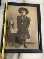 Old large photo