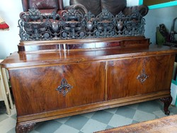 Baroque giant chest of drawers