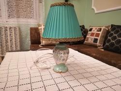 Retro craftsman ceramic table lamp