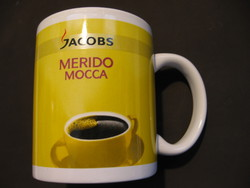 Retro jacobs merido mocca mug