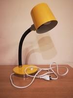 Retro ddr metal table lamp