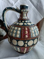 Collection of fischer jugs