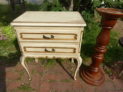 Neo-baroque small chest of drawers.