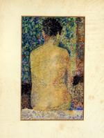 Post-Impressionist backs, 1920s