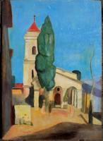Unknown Hungarian painter of the first half of the 20th century