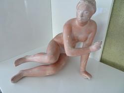 Ceramic nude Paul m. With signal.
