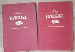 Rachel - a great festive Hungarian prayer book i. - Ii. - Judaica