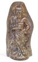 A very rare, antique chocolate mold