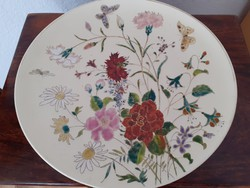 31 Cm hand-painted wall bowl