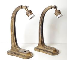 Antik asztali lámpatestek /párban