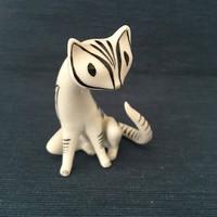 Hollóházi macska, cica