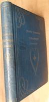 Poems by Morris Rosenfeld - ghetto songs - in Art Nouveau binding - Judaica