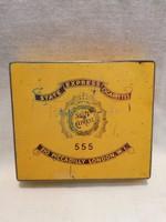 State express metal cigarette box