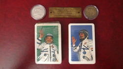 Retro intercosmos wolf bertalan spaceflight relics