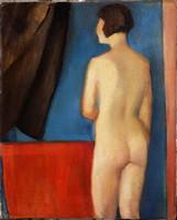 Unknown art-deco act around 1920-30