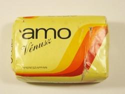 Retro AMO Vénusz szappan pipereszappan - 1980-as évekből