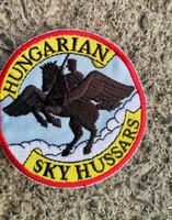 Sky hussars / celestial hussars flying sewing mh