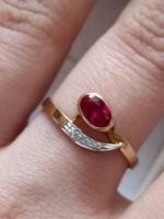 Beautiful 9k gold ring