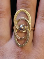 14K design ring