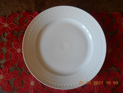 Zsolnay antique serving bowl, hungary series