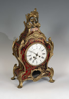 Boulle style clock