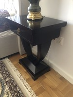 Art deco style bedside tables