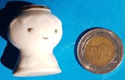 Aquincum miniature candle holder, also shaped like a children's head
