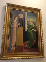 Molnár C Pál Angyali üdvözlet