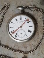 Antique large doxa pocket watch, pocket watch