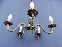 Baroque chandelier with free shipping!