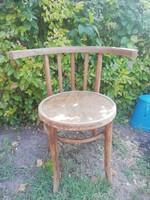 Antik thonet jellegű karfás szék