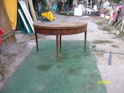 Antik konzol-asztal