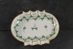 Herend parsley pattern ashtray 813