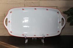 Lowland cherry sandwich tray