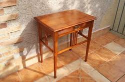 Viennese Art Nouveau table, console table, desk